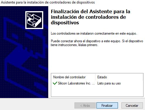 NodeMCU Esp8266, Instalacion del IDE Arduino 13