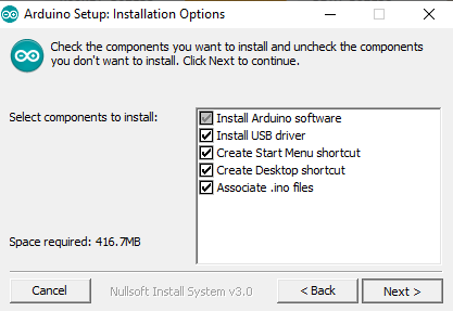 NodeMCU Esp8266, Instalacion del IDE Arduino 3