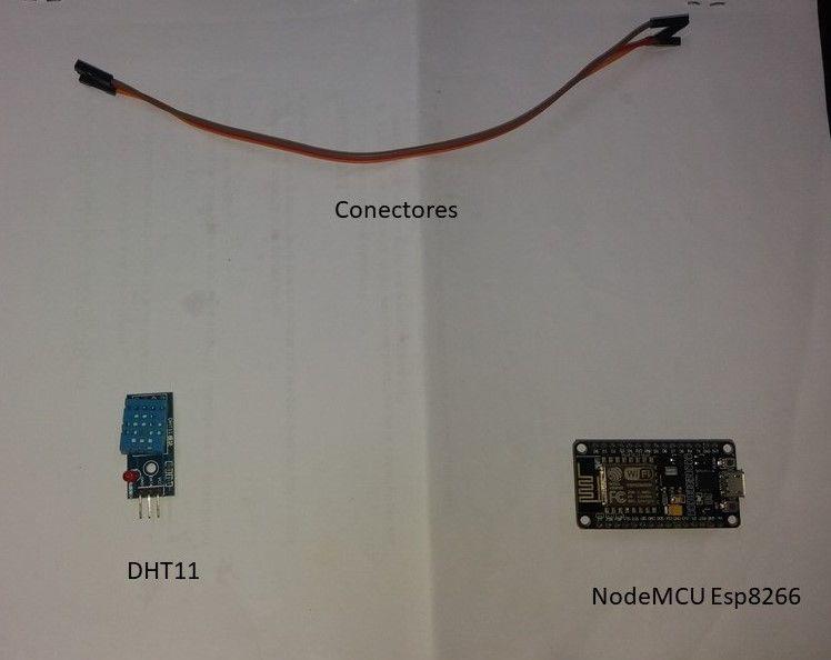 DHT con NodeMCU Esp8266 + IDE Arduino Presentación1