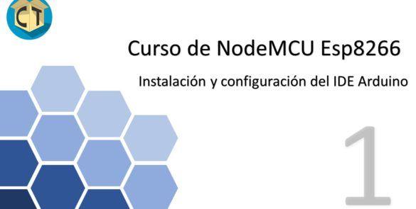 NodeMCU Esp8266, Instalacion del IDE Arduino plantilla de intro 1