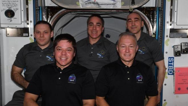 Regreso de los astronautas del Crew Dragon de la NASA a Tierra este 2 de agosto 15963289472964