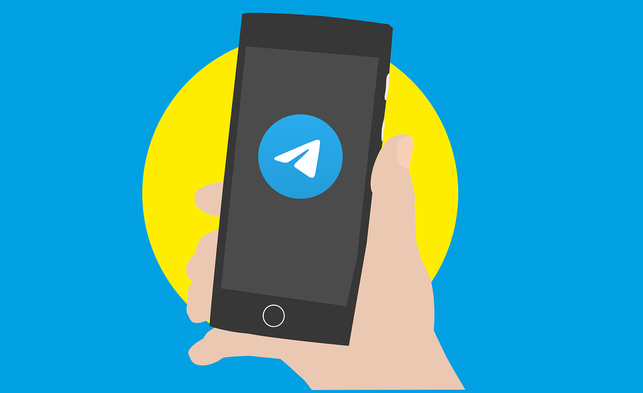 Videollamadas en Telegram